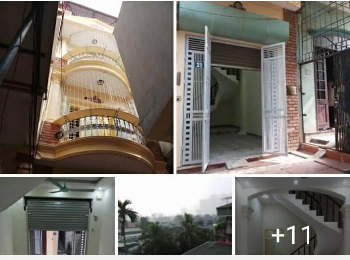 Nhà có 1 không 2 !!! 35m x4 tầng Định Công Thượng giá cực rẻ 1.97 tỷ.