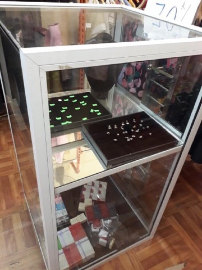 Thanh lý tủ kính trưng bày gấp tại Nguyễn Văn Trỗi, Mộ Lao, Hà Đông, Hà Nội0