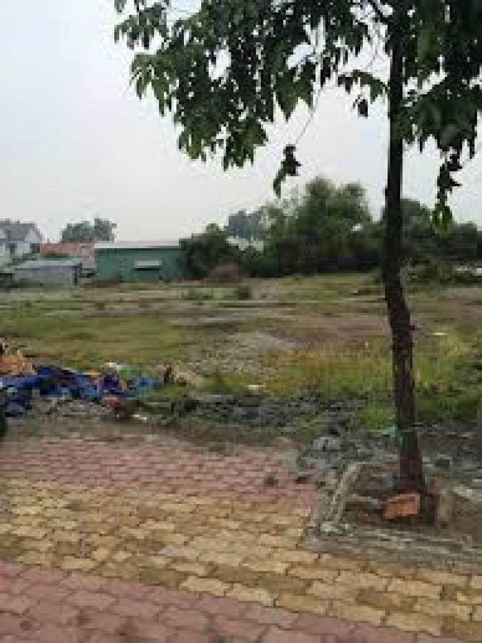 Đất nền Vườn Lài 1tỷ250 80m2 gần chợ Vườn Lài.