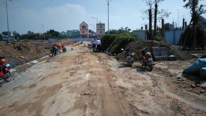 Đất thổ cư đường Phan Thanh Giản gần chợ Lái Thiêu 100m2