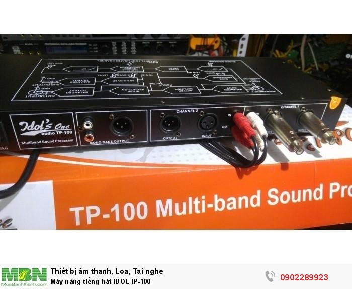 Máy nâng tiếng hát IDOL IP-100