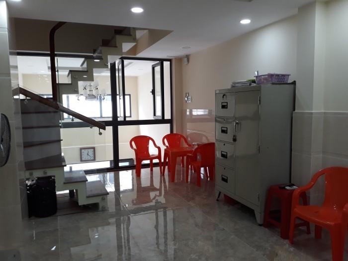 Bán gấp nhà hxh 5m đường Nguyễn Thái Sơn P4 GV 41m2