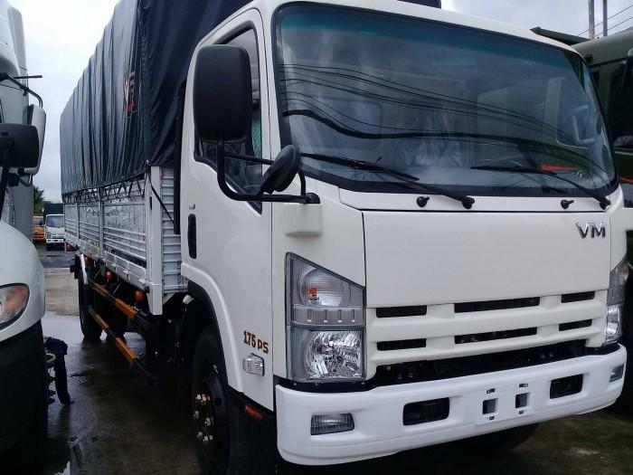 Bán xe tải ISUZU 8T2 VM, thùng dài 7m, xe có...