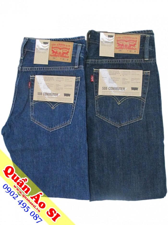 quần jean Mỹ xách tay cổ điển