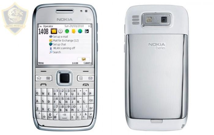 Điện Thoại Nokia E72 Màu Trắng
