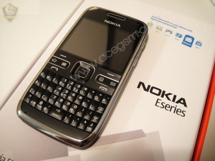 Nokia E72 ĐEn Xách Tay