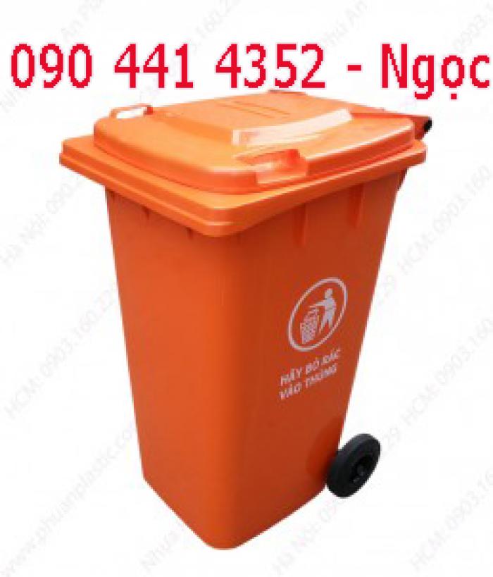 Thùng rác 120 lít, thùng rác 24 lít. Bán thùng đựng rác công cộng , thùng rác màu đen, thùng rác giá rẻ tphcm