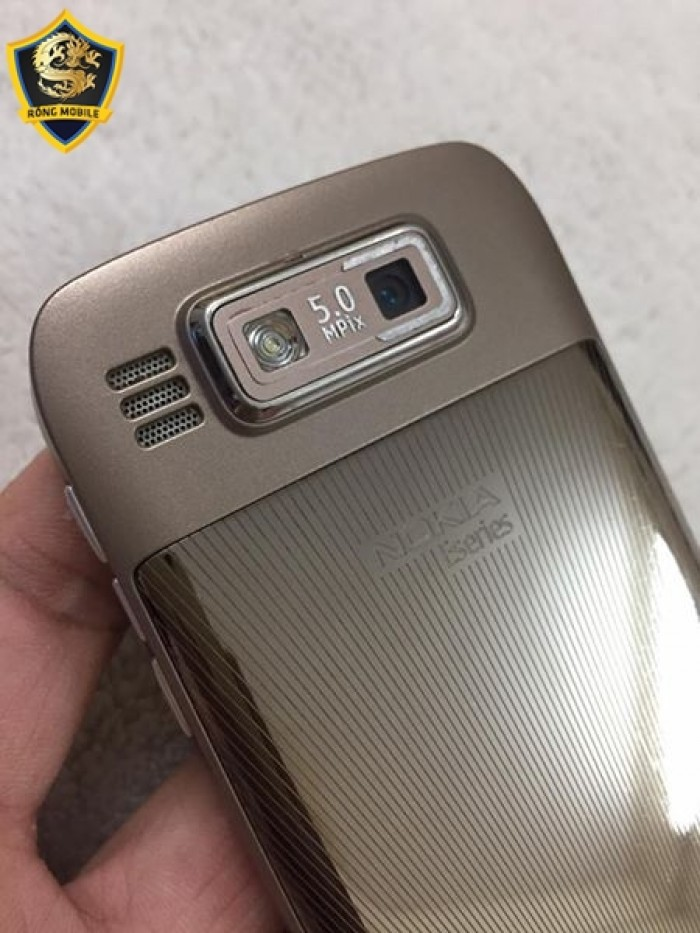 Nokia e72 Vàng Đồng