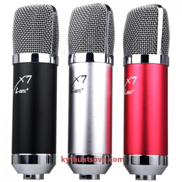 Micro thu âm Ami X7 dòng Dynamic
