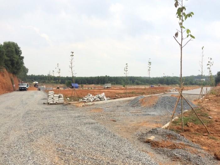 Bán Đất Mặt Tiền Gần Sân Bay Long Thành