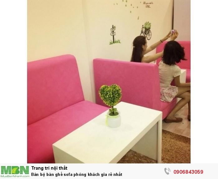 Bán bộ bàn ghế sofa phòng khách gia rẻ nhất3