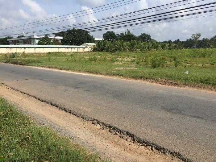 Đất nền mặt tiền xã Hữu Định Tp Bến Tre