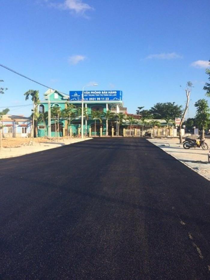 Cần bán lô đất đối diện bệnh viện Thăng Hoa thị trấn Hà Lam Thăng Bình Quảng Nam