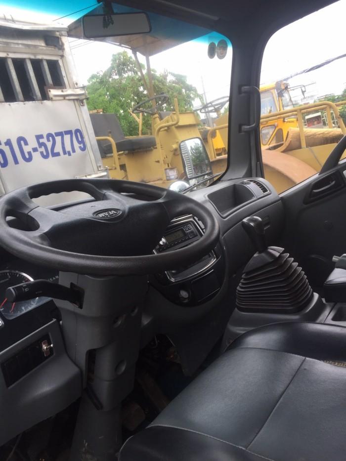 Bán xe tải Veam 3t5 thùng 6m2