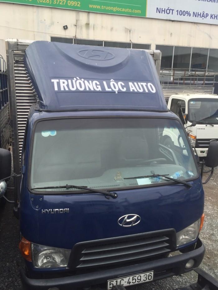 Xe tải Hyundai HD65 hạ tải tp 1t75 cũ