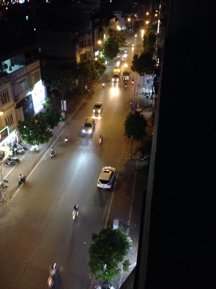 Bán nhà 2 tầng mặt đường Thạch Bàn kinh doanh cực tốt DT 80m2