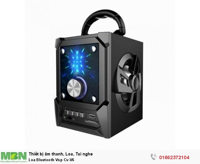 Loa Bluetooth Vsp Cv-V6
