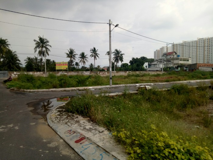Cần bán lô đất Quốc lộ 13 Hiệp Bình Phước, Thủ Đức Giá 1,73 tỷ (TL)