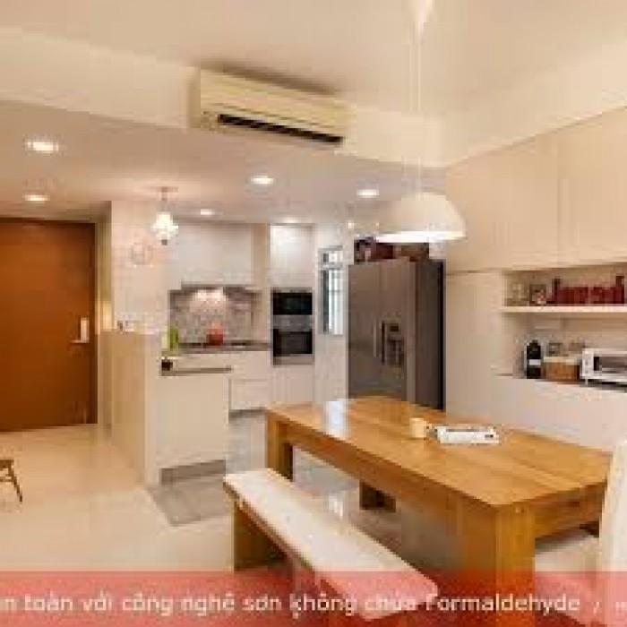 Cho thuê nhà mặt tiền Nguyễn Bỉnh Khiêm, P.Đakao ,Q.1. DT=4.2mx20m, 3 lầu