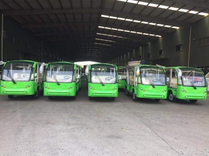 Xe điện kiểu bus