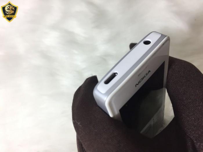 Điện Thoại Nokia 515 Mầu Trắng Zin Nguyên Bản Giá Rẻ Uy Tín