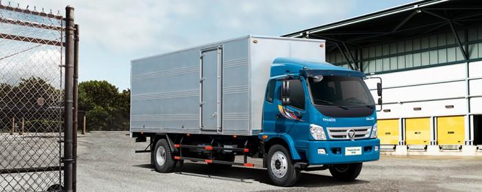 Mua bán xe tải trên 9 tấn Ollin 900B 2017 tại Bà Rịa Vũng Tàu - trả góp lãi suất thấp – giá tốt nhất 5
