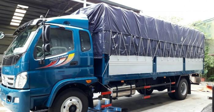Mua bán xe tải trên 9 tấn Ollin 900B 2017 tại Bà Rịa Vũng Tàu - trả góp lãi suất thấp – giá tốt nhất 4