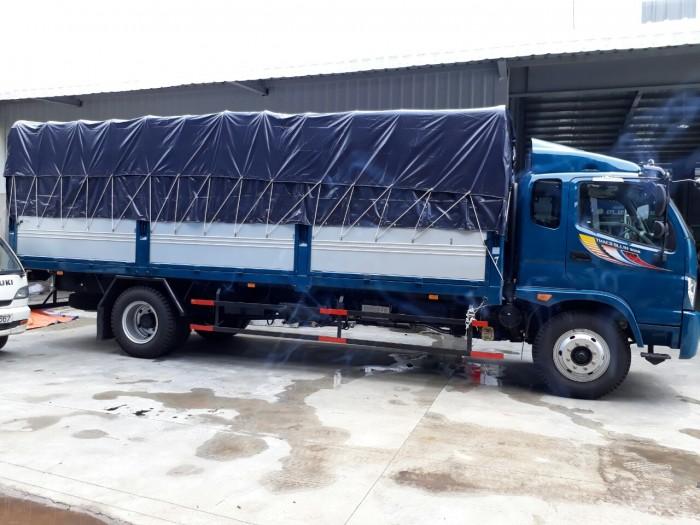 Mua bán xe tải trên 9 tấn Ollin 900B 2017 tại Bà Rịa Vũng Tàu - trả góp lãi suất thấp – giá tốt nhất 0