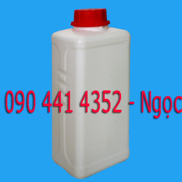 Can nhựa 5 lít vàng, can nhựa 5 lít trắng . Sản xuất và nhập khẩu can nhựa HDPE giá rẻ tphcm