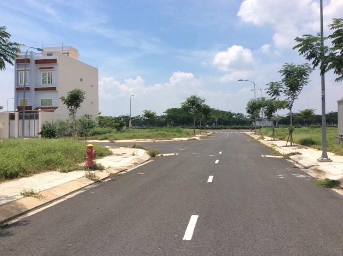 Thanh lí 20 nền đất khu dân cư chợ Bình Chánh