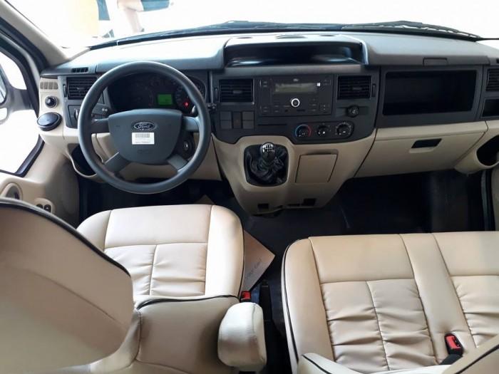 Bán ô tô Ford Transit Mid Limited 2017, kèm nhiều quà tặng hấp dẫn 2