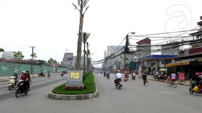 Bán Nhà mặt phố Tân Mai – Hoàng Mai 80m2 x 7 tầng, mặt tiền 4,67m, sổ đỏ chính chủ.
