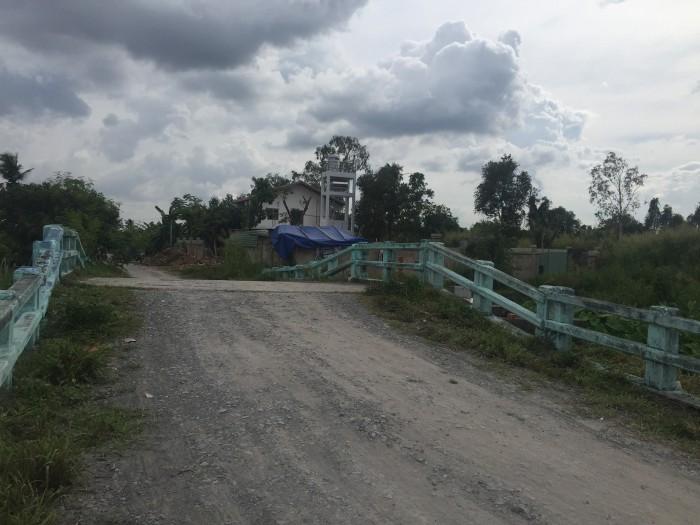 Cần nhượng lại lô đất ven sông Sài Gòn thuộc xã Bình Mỹ, Củ Chi.
