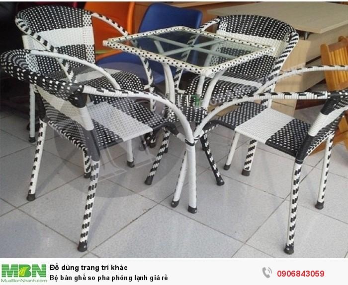 Bộ bàn ghế so pha phòng lạnh giá rẻ5