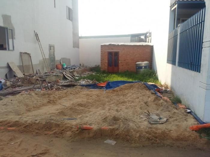Kẹt tiền để lại lô đất ở đường Xuân Thới 2, Hóc Môn 85m2 shr