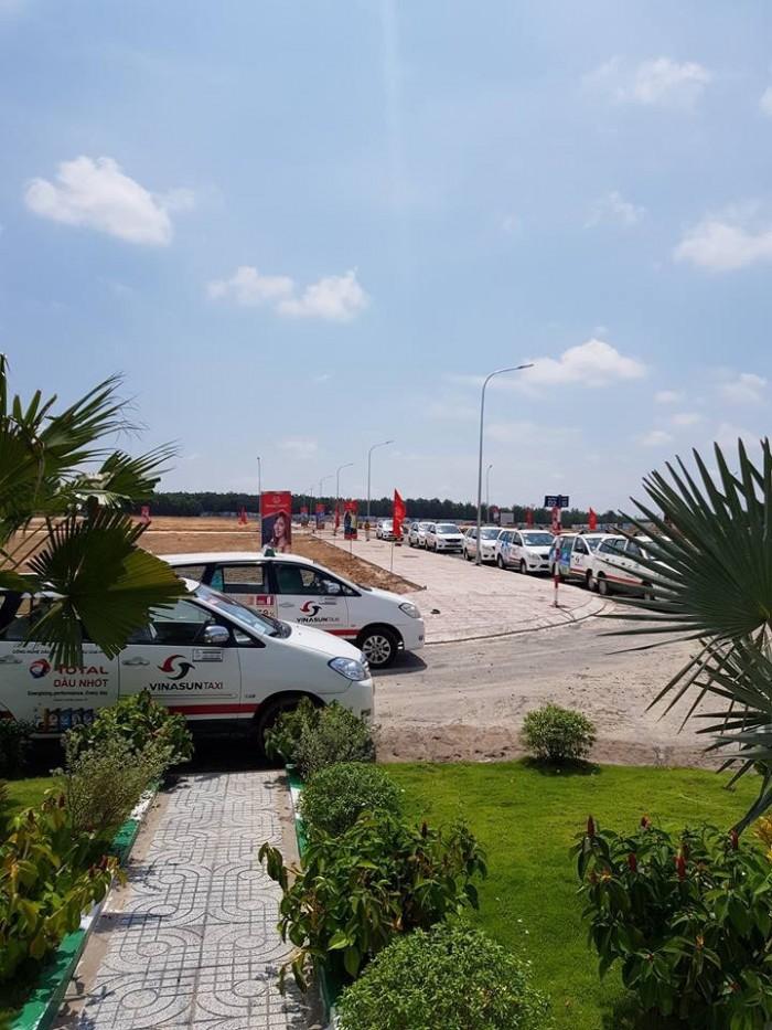 Bán đất nền dự án ngay TTTP Biên Hòa, ngay MTQL1A, vị trí đắc địa sinh lợi cao