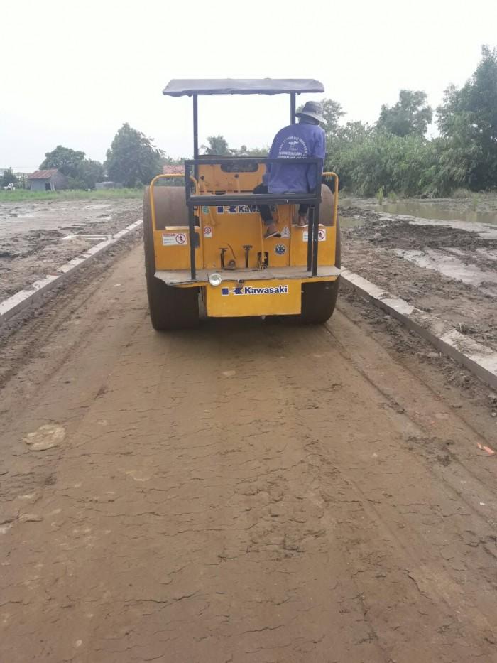 Đất nền ngay KCN Cầu Tràm 100m2