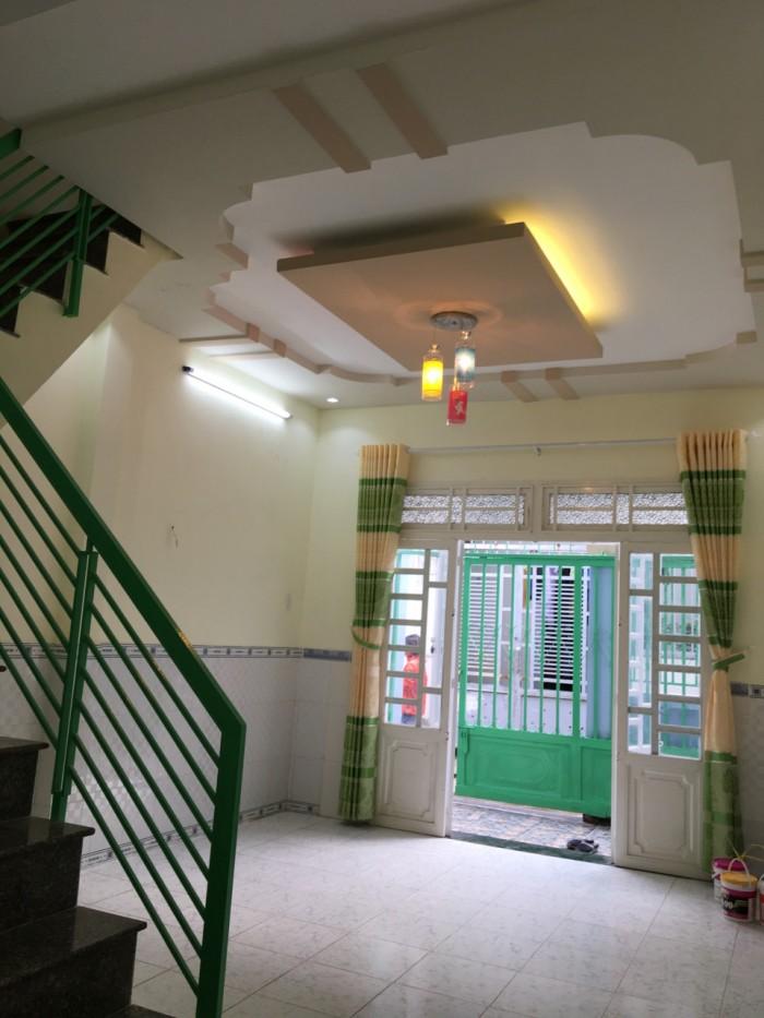 Nhà sổ hồng riêng gần Ngã Tư Ga, Q12