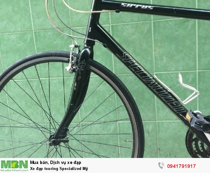 Xe đạp touring Specialized Mỹ