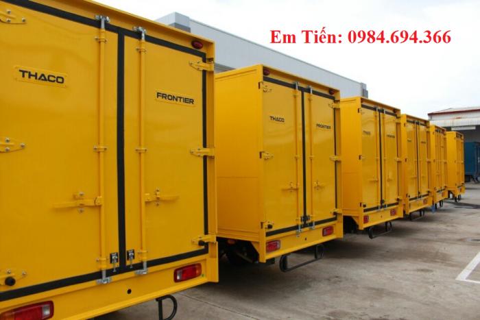 Xe tải Kia 1,25 tấn 1,4 tấn 1,9 tấn và 2,4 tấn Thaco Trường Hải đầy đủ các loại thùng giá ưu đãi 7