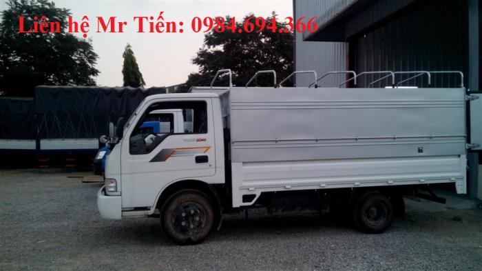 Xe tải Kia 1,25 tấn 1,4 tấn 1,9 tấn và 2,4 tấn Thaco Trường Hải đầy đủ các loại thùng giá ưu đãi 6