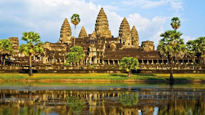 Tour Du Lịch Campuchia ( Sihanouk - Bokor - Kohrong ) Tết Nguyên Đán 2018