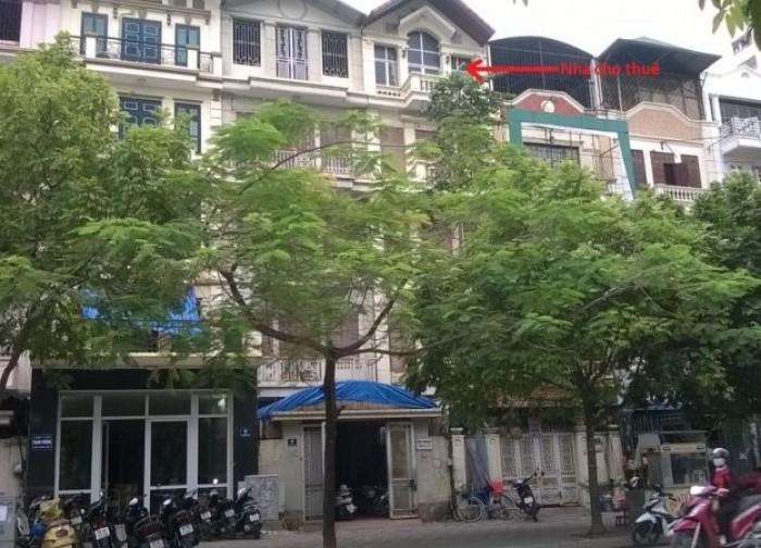 [CHO THUÊ]: Mặt phố Vũ Phạm Hàm, 120m2 x 5T, MT 6m, vỉa hè rộng, kinh doanh sầm uất
