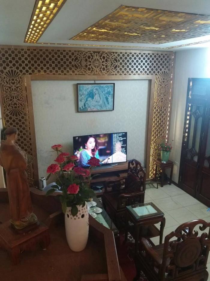 Trung tâm Đống Đa, bán gấp nhà Khâm Thiên, ngõ xe ba gác, lô góc. 32/40m T2 4T. SĐCC