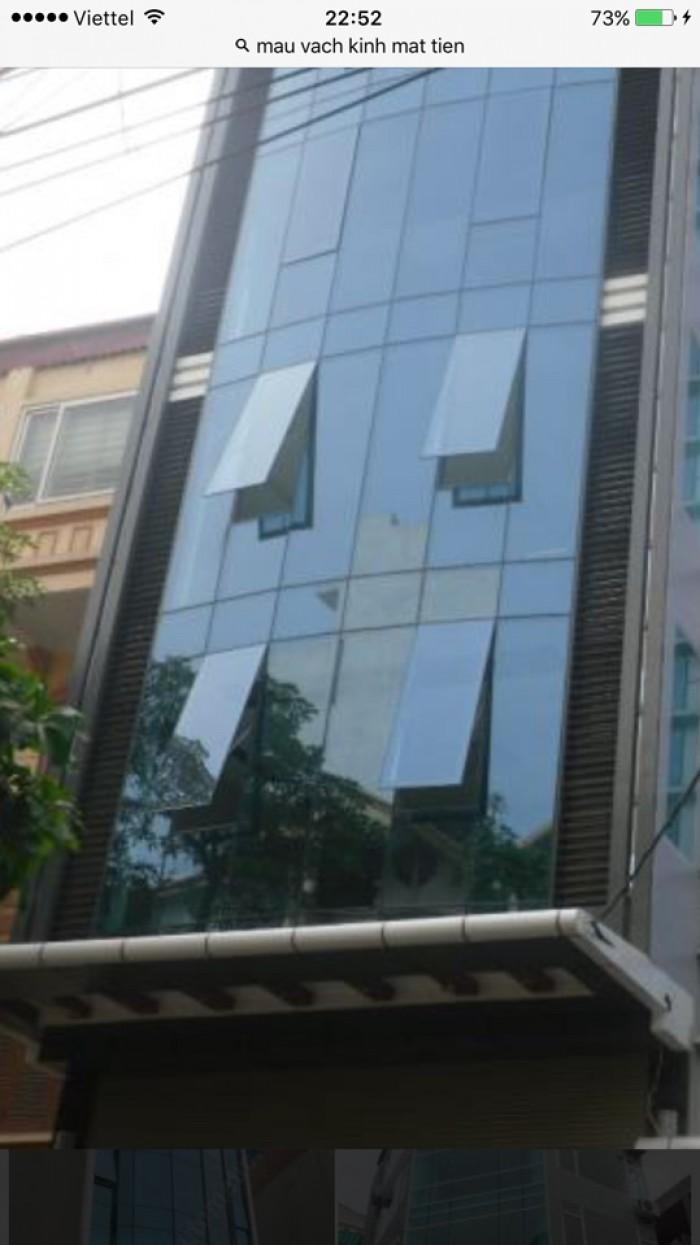 Bán nhà mặt tiền kinh doanh 6T*50m2, có lô góc Ngõ 2-Trần Phú - Hà Đông.