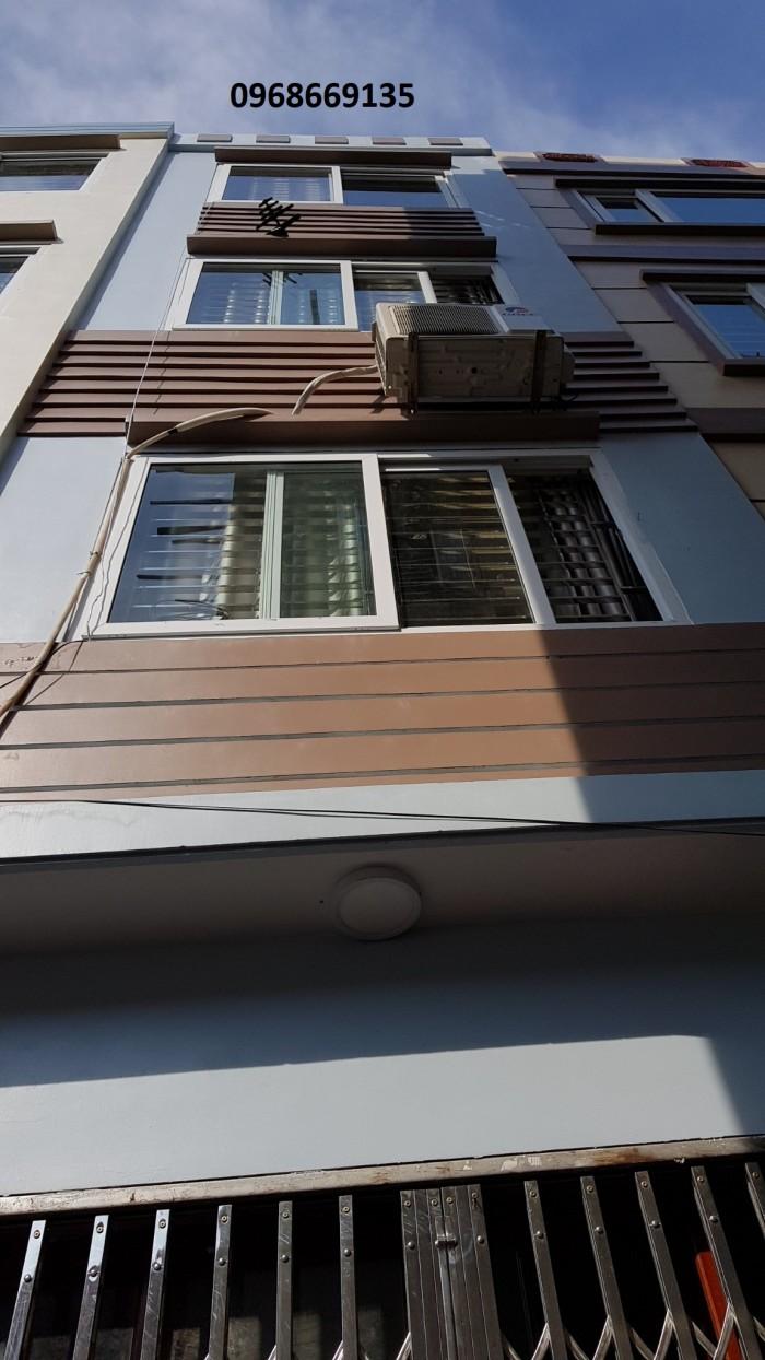 Cần Bán nhà khu phố ẩm thực Vạn Phúc-Hà Đông (37m2-4Tầng-4PN) Hỗ Trợ 70%