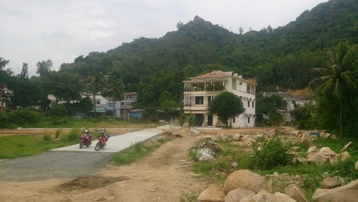 Đất nền thổ cư 100% sổ đỏ Khánh Hòa