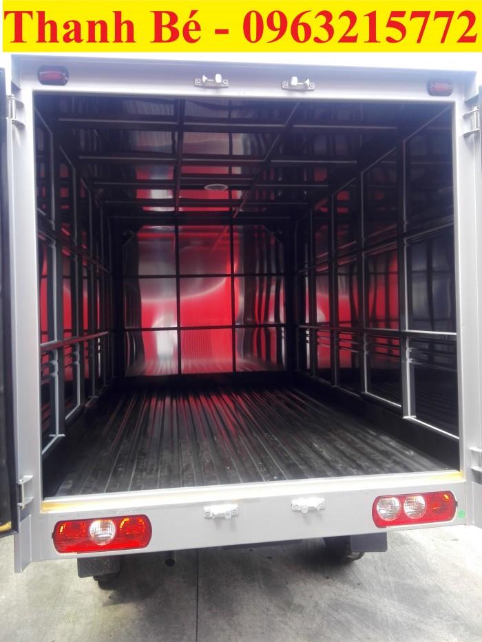 Thaco Towner 990 tải 990kg, thùng kín, đời 2017 3