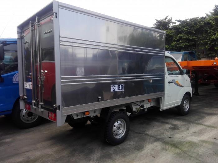 Thaco Towner 990 tải 990kg, thùng kín, đời 2017 1