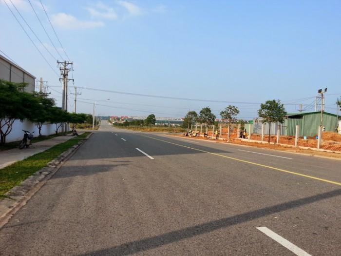 Bán đất mặt tiền đường Cây Thông Ngoài diện tích 110- 160 m2